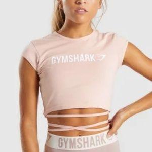 Gymshark crop top
